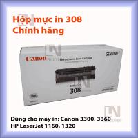 Mực in Canon 308 chính hãng