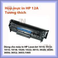 Mực in HP 12A