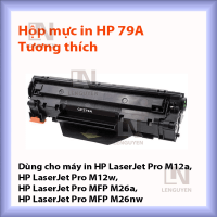Mực in HP 79A