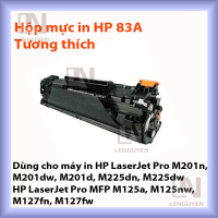Mực in HP 83A