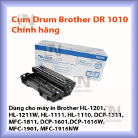 Cụm drum Brother DR 1010 chính hãng