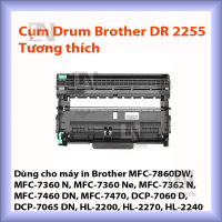 Cụm Drum Brother DR 2255