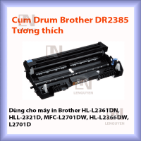 Cụm drum Brother DR 2385