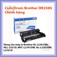 Cụm drum Brother DR 2385 chính hãng
