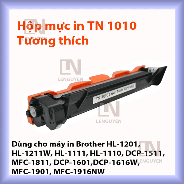 Hộp mực in Brother TN 1010