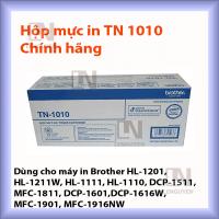 Hộp mực in Brother TN 1010 chính hãng
