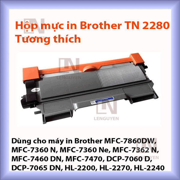 mực in Brother TN 2280