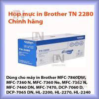 mực in Brother TN 2280 chính hãng