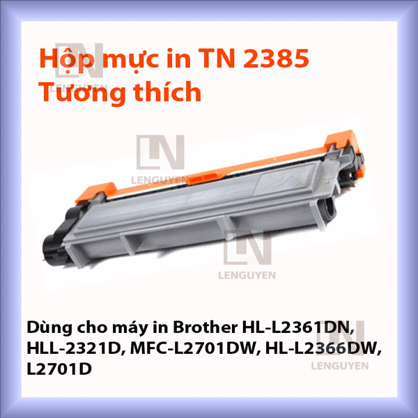Hộp mực in Brother TN 2385
