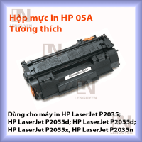 Mực in HP 05A