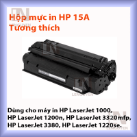 Mực in HP 15A