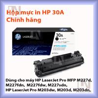 Mực in HP 30A chính hãng