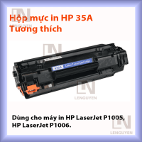 Mực in HP 35A