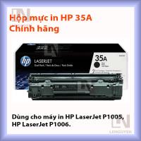 Mực in HP 35A chính hãng