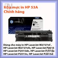Mực in HP 53A chính hãng