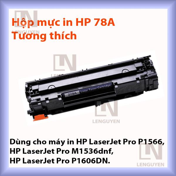 Mực in HP 78A