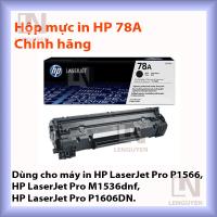Mực in HP 78A chính hãng