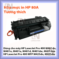 Mực in HP 80A