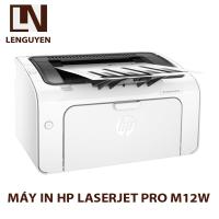 Máy in HP LaserJet Pro M12w