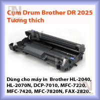 Cụm drum Brother DR 2025