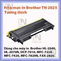 Hộp mực in Brother TN 2025