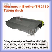 Hộp mực in Brother TN 2130