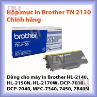 Hộp mực in Brother TN 2130 chính hãng