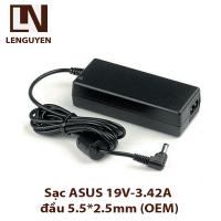 Sạc laptop ASUS 19V-3.42A đầu 5.5*2.5mm