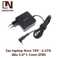 Sạc laptop Asus 19V - 2.37A đầu 3.0*1.1mm (ZIN)