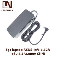 Adapter laptop ASUS 19V-6.32A đầu 4.5*3.0mm ZIN