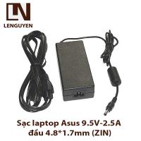Sạc laptop Asus 9.5V-2.5A đầu 4.8*1.7mm (ZIN)