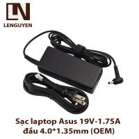 Sạc laptop Asus 19V-1.75A đầu 4.0*1.35mm