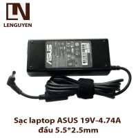 Sạc laptop Asus 19V-4.74A đầu 5.5*2.5mm