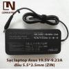 Sạc laptop Asus 19.5V-9.23A đầu 5.5*2.5mm (ZIN)
