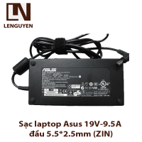 Adaprer laptop Asus 19V-9.5A đầu 5.5*2.5mm (ZIN)
