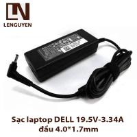 Sạc laptop DELL 19.5V-3.34A đầu 4.0*1.7mm