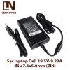 Sạc laptop Dell 19.5V-9.23A đầu 7.4x5.0mm (ZIN)