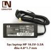 Sạc laptop HP 18.5V-3.5A đầu 4.8*1.7 mm