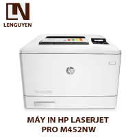 Máy in laser màu HP Pro M452nw