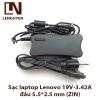 Sạc laptop Lenovo 19V-3.42A đầu 5.5*2.5 mm